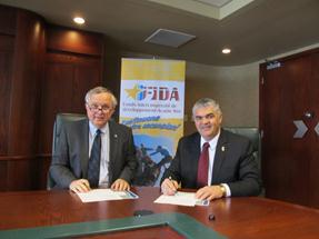 FIDA-FCPA, un protocole d'entente est signé!